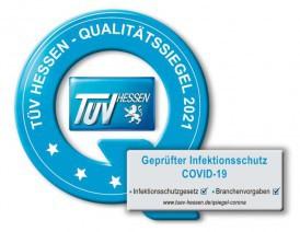Geprüfter Infektionsschutz COVID-19