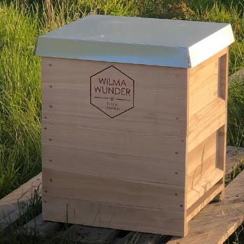 Bienenpatenschaft Bienenbeute