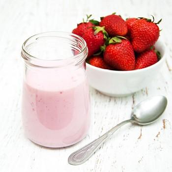 Sommer Snack Joghurt